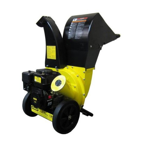 Fantastic Deal! Stanley 11 HP 270cc Chipper Shredder with 3 in. Diameter Feeder
