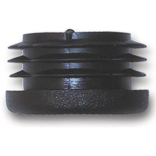 Cappuccio Tappo Per Piede Di Mobile Plastica per Tubo tondo 40 mm Diametro 10-pc