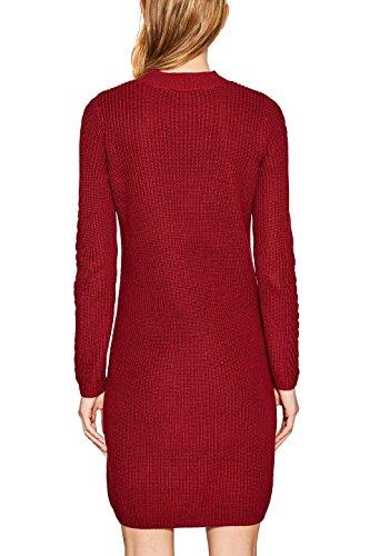 ESPRIT Red Garnet Donna Rosso Vestito 620 ppaHqAfO