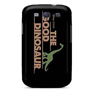 Shock Absorption Hard Phone Cover For Samsung Galaxy S3 (PPq6437ZNIz) Provide Private Custom Trendy The Good Dinosaur Skin