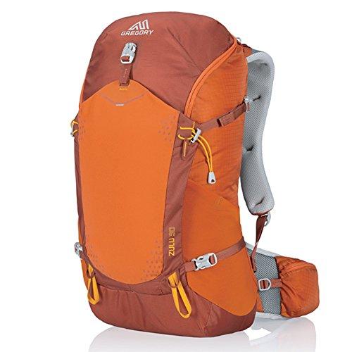 Gregory Zulu 30 Backpack, Burnished Orange, Medium ()