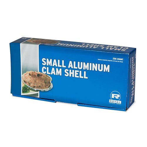 Review Royal Small Clam Shells,