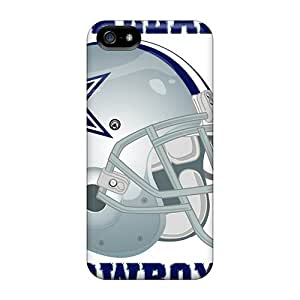Fashionable HBA3155tvmL Iphone 5/5s Case Cover For Dallas Cowboys Protective Case by lolosakes