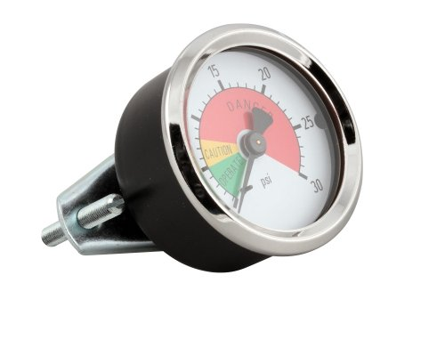 CLEVELAND 07168 Back Mounted Pressure Gauge by Cleveland Twist Drill