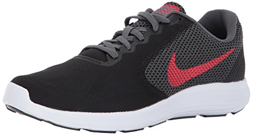 Scarpe Red Revolution black 3 Schwarz dark university Uomo Grey Da Nike 67xngR4Zw