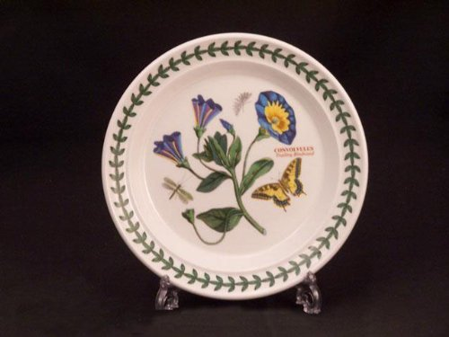 Portmeirion Botanic Garden Bread & Butter Plate(s) - Trailing Bindweed