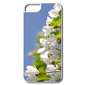 Custom Classic Cases Cherry Tree For IPhone 5/5s