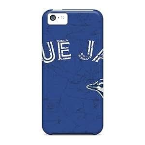 Hot Design Premium RAN3691AfJx Cases Covers Iphone 5c Protection Cases(toronto Blue Jays)
