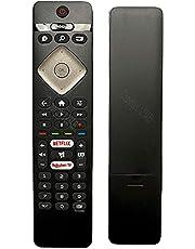Vervangende afstandsbediening geschikt voor Philips Ambilight Smart LED TV 50PUS6754/12 50PUS6704/12 43PUS6754/12 43PUS6704/12