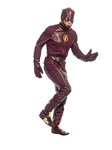 Mens Premium The Flash Costume - M