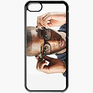 diy phone casePersonalized ipod touch 5 Cell phone Case/Cover Skin Tinie tempah face sunglasses singer hand Music Blackdiy phone case