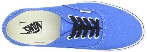 Vans Unisex Authentic (Liberty) Skate Shoe French Blue/True White sale explore snhpNs