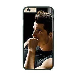 iPhone 6 Black Cell Phone Case Cristiano Ronaldo TGKG596447