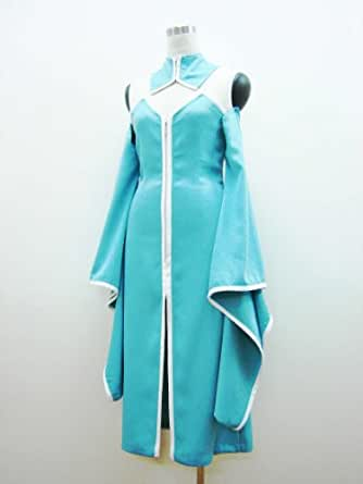 Cool-Coser Cosplay Costume Size S Mobile Suit Gundam SEED Destiny Lacus ClyneJapanese Girl Boy Party Fiesta Festival Dress For Coser