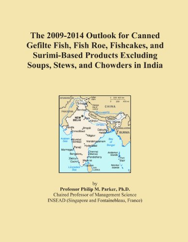 La 2009-2014Outlook para conservas de gefilte pescado, pescado Roe, fishcakes, y surimi-based Productos Excluyendo...