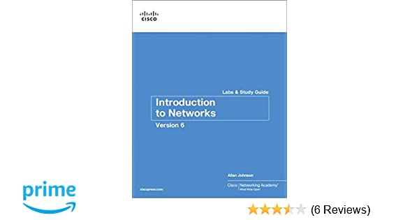 Introduction to networks v6 labs study guide lab companion introduction to networks v6 labs study guide lab companion 9781587133619 computer science books amazon fandeluxe Image collections