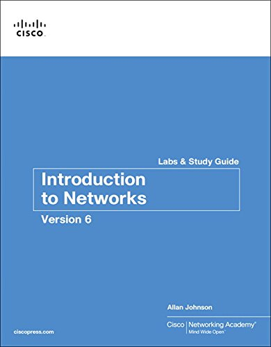 Introduction to Networks v6 Labs & Study Guide (Lab Companion)