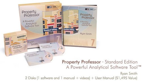 Property Professor - A Powerful Analytical Software Tool for Real Estate Investors (Lease Agreement Software)