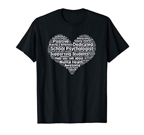 School Psychologist Appreciation T Shirt