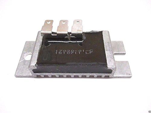 Generac 0A2702 RV Generator Voltage Regulator - 20 Amp - Black