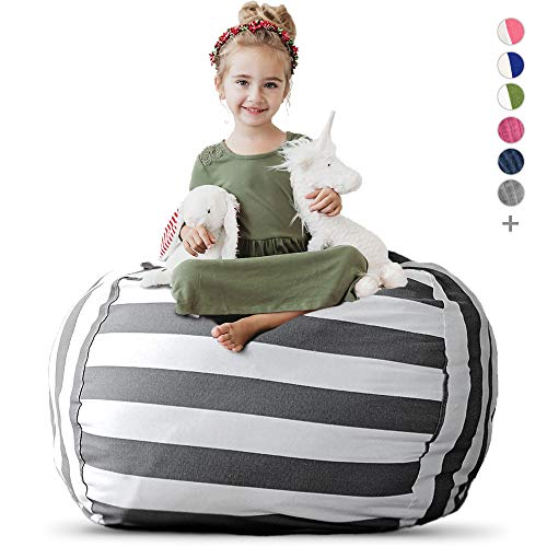 picture of Creative QT Stuffed Animal Storage Bean Bag Chair » Extra Large