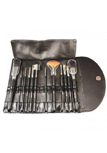 Vega Professional Make-Up Brushes - Set of 12 1 Pcs