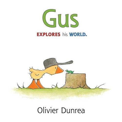 Gus (board book) (Gossie & Friends)