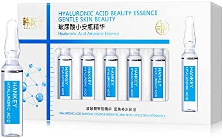 Whitening Spotless Ampoule Serum with Nicotinamide Hyaluronic Acid Six Peptide, Dark Spot Corrective Ampoule For Face Melasma Treatment Fade Cream Moisturizing Lightening Facial Serum