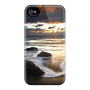 Slim New Design Hard Cases For Iphone 4/4s Cases Covers - Htj5247FDhs