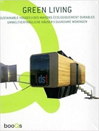 Book Green Living: Sustainable Houses