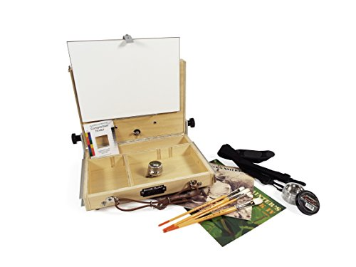 Guerrilla Painter French Resistance Oil and Acrylic Plein Air Kit, Medium by Guerrilla Painter