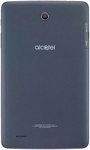 """Alcatel A30 16 GB Android 7.1 Nougat, 8"""" Inch Tablet 4G LTE GSM Unlocked WIFI (Navy Blue)"""