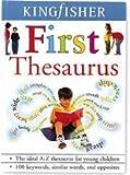 A First Thesaurus, Harriet Wittels and Joan Greisman, 030765835X
