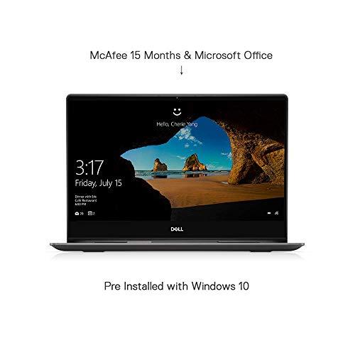 DELL Inspiron 7391 13.3-inch Laptop (10th Gen Core i5-10210U/8GB/512GB SSD/Window 10 + Microsoft Office/Integrated Graphics), Black