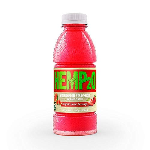 Hemp2o (Watermelon Strawberry)
