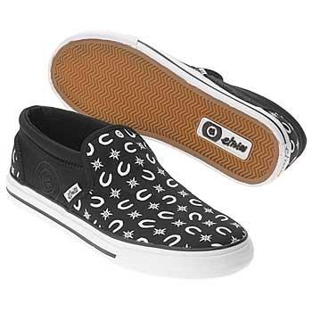Etnies  ETNIES Fakie Black White Black taille 41,  Sneaker donna Nero nero 41