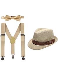 07205b2d7 Amazon.com: Beige - Cowboy Hats / Hats & Caps: Clothing, Shoes & Jewelry