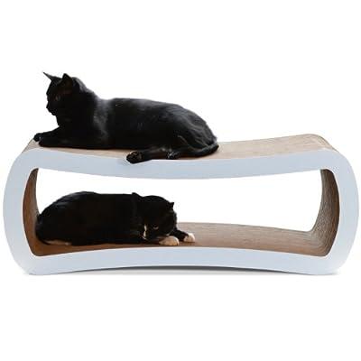 PetFusion Jumbo Cat Scratcher Lounge