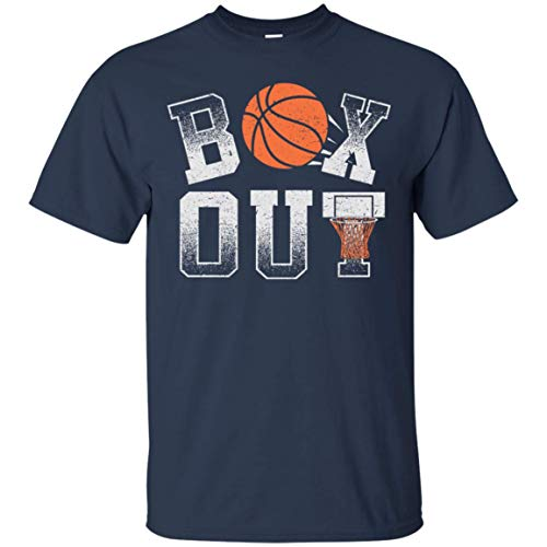 Box Out Basketball for Basket Players and Coach - Men's Premium T-Shirt