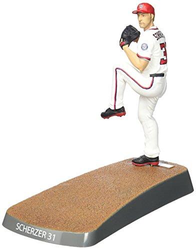 Imports Dragon Baseball Figures Max Scherzer Washington Nationals Baseball Figure, 6'