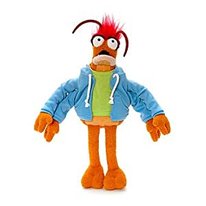 Disney Muppet Medium Pepe Prawn Soft Plush Doll Toy