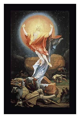 (Isenheim Altarpiece: Resurrection by Mathias Grunewald - 11