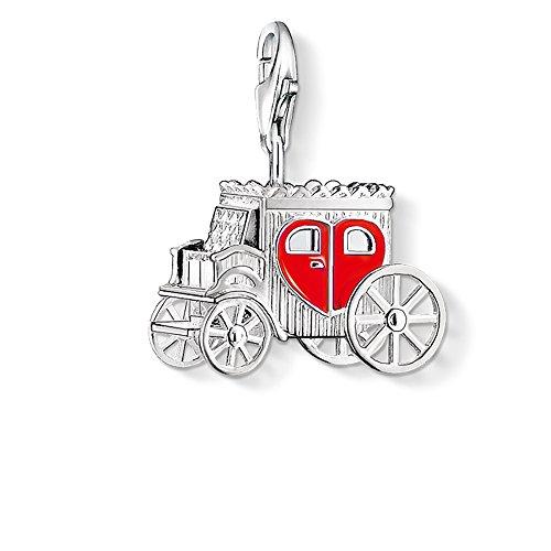 Thomas Sabo Wedding Carriage Charm, Sterling Silver (Thomas Jewellery Sabo)