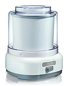 Hamilton Beach 68880 Ice Cream Maker, 1.5-Quart, White