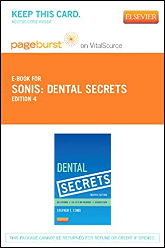 Dental Secrets Book