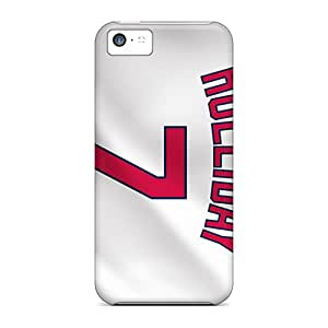 Faddish Phone St. Louis Cardinals Case For Iphone 5c / Perfect Case Cover