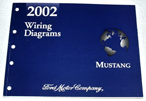 2002 ford mustang wiring diagrams ford motor company amazon com books rh amazon com 2002 ford mustang radio wiring diagram 2002 ford mustang radio wiring diagram