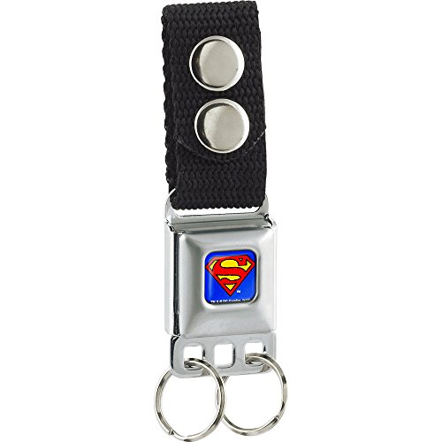 Buckle-Down Keychain - Superman