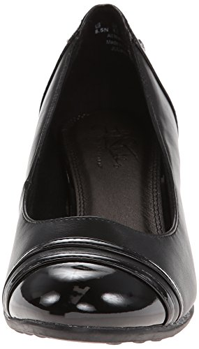 LifeStride black Women's Pump Wedge Juliana Black AqvArw6