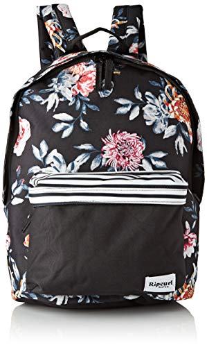(Rip Curl Dome Desert Flower Backpack One Size Black )